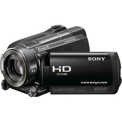 HDR-XR500V High-definition 120-gigabyte Hard Drive Camcorder - OPEN BOX