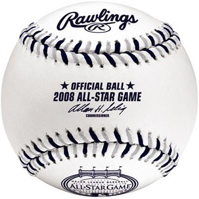 ASBB08 - Official 2008 MLB All Star Baseball