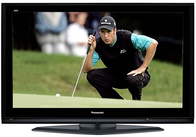 TH-58PZ700U - 58` High-def 1080p Plasma TV