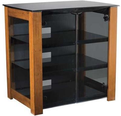 DFAV230CN - Designer Series 4-Shelf A/V Cabinet for TVs up to 37` (Chestnut)