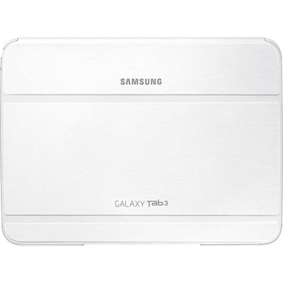 Galaxy Tab 3 10.1-inch Book Cover - White