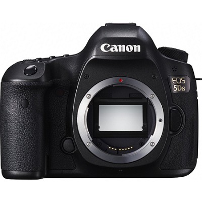 EOS 5DS 50.6MP Digital SLR Camera (Body Only)
