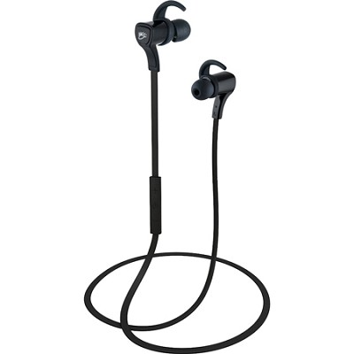 Air-Fi Metro2 Bluetooth Wireless Noise-Isolating In-Ear Stereo Headset - Black