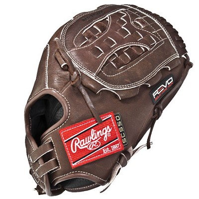5SC130CD - REVO SOLID CORE 550 Series 13` Softball Glove Right Hand Throw