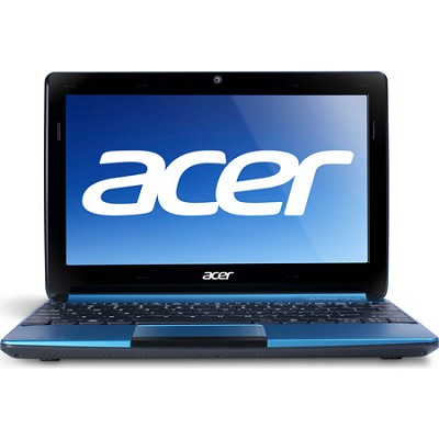 Aspire One AOD270-1679 10.1` Netbook (Blue) - Intel Atom Proc. Dual-Core N2600