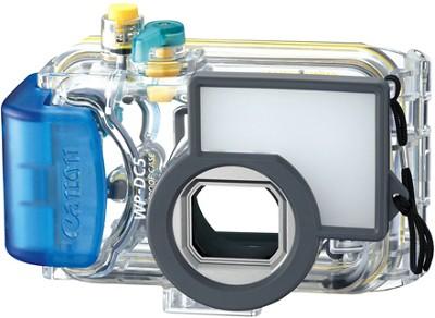 WP-DC5 Waterproof Case for Canon PowerShot SD700 Digital Camera
