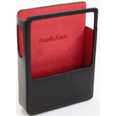Black Leather Case for AK100 Models