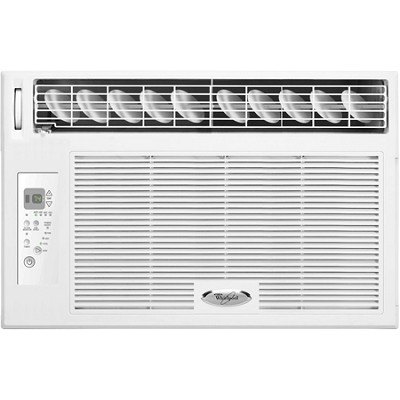 8,000 BTU 115V Window-Mounted Air Conditioner with Remote Control, ACQ088GPX