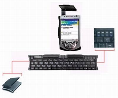 Micron Wireless Link Universal Wireless PDA Keyboard