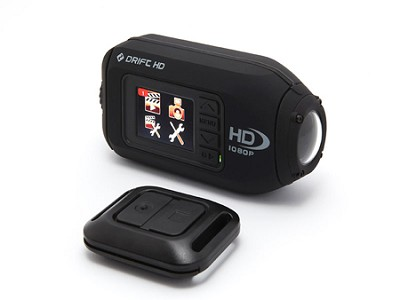 Drift HD Full 1080p High Definition Helmet Action Camera Kit