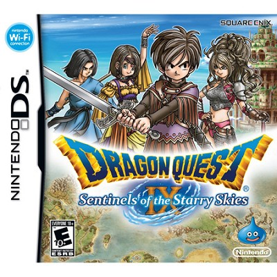 DS Dragon Quest IX: Sentinels of the Starry Skies
