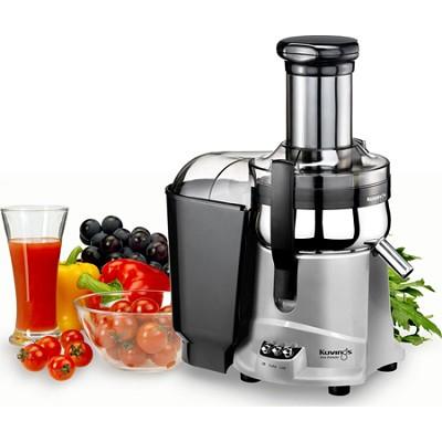 NJ-9500U Centrifugal Juice Extractor, Silver