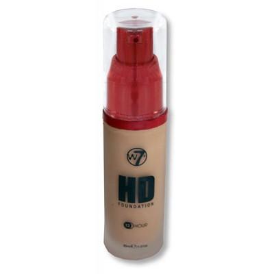 HD 12 HR Liquid Foundation, Pump - True Beige, 30ml/1.01fl oz