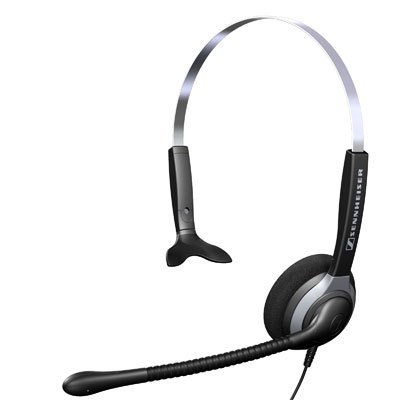Monaural Headset with Microphone - SH230