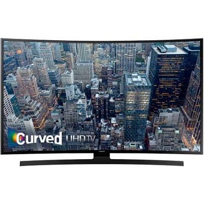UN40JU6700 - 40-Inch Curved 4K Ultra HD Smart LED HDTV