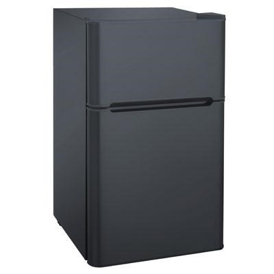 3.2 cu. ft. 2-Door Fridge with Freezer - FR832-BLACK