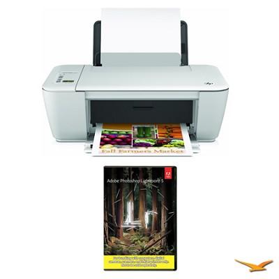 Deskjet 2540 Wireless Color Photo Printer with Photoshop Lightroom 5 MAC/PC