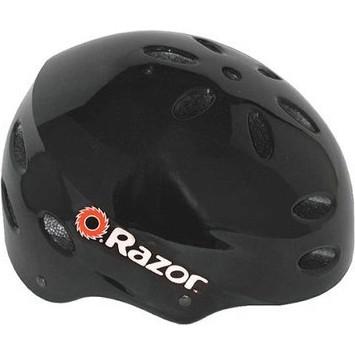 Razor V-17 Adult Multi-Sport Helmet (Black)