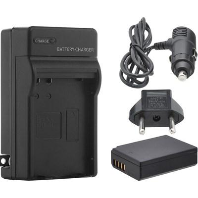 1140mAh Battery & Charger kit for LP-E17