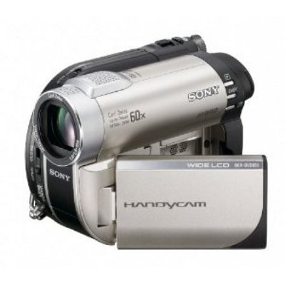 Handycam DCR-DVD650 DVD Digital Camcorder - REFURBISHED