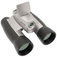 8x42 CaptureView Roof Prism Binocular with Built-in 2.0 Megapixel Digital Camera