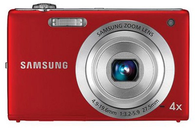 TL105 Digital Camera (Red)