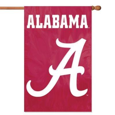Alabama Applique Banner Flag