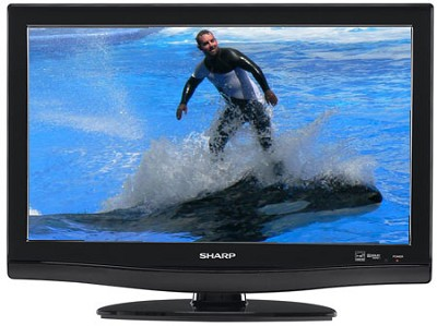 LC22SB27UT 22-Inch LCD HDTV Black