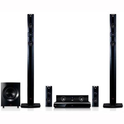 3D 9.1 Ch Aramid Fiber Blu-ray Disc Home Theater System /Smart TV - OPEN BOX