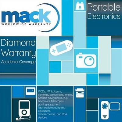 3 year Diamond Service Warranty Certificate (up to $15,000) *1329*