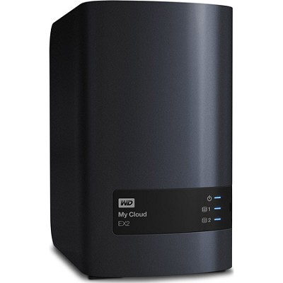 My Cloud EX2 12 TB Personal Cloud Storage