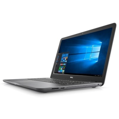 Inspiron i5765-1317GRY 17.3` FHD 8GB Laptop, Fog Gray (OPEN BOX)