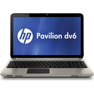 Pavilion 15.6` DV6-6130US Entertainment Notebook PC - Intel Core i3-2330M Proc.