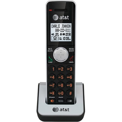 CL80111 DECT 6.0 Cordless Accessory Handset Phone with Caller ID/Call Waiting