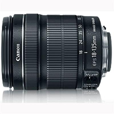 EF-S 18-135mm f/3.5-5.6 IS STM Lens - Authorized USA Dealer - Refurbished