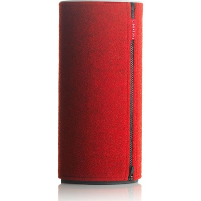 LT-300-NA-1101 Zipp Wireless Portable Speaker - Rasberry Red