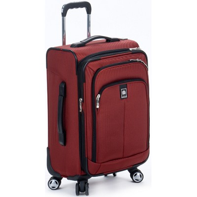 Helium Ultimate Carry-On Expandable Spinner Suiter Trolley (Burgundy) - 22944BU