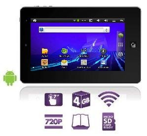 eGlide EGL22PR 7 inch Touch Screen WiFi Android Tablet