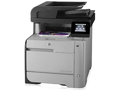 M476nw Wireless Color Laser Multifunction Printer with Scanner, Copier, Fax