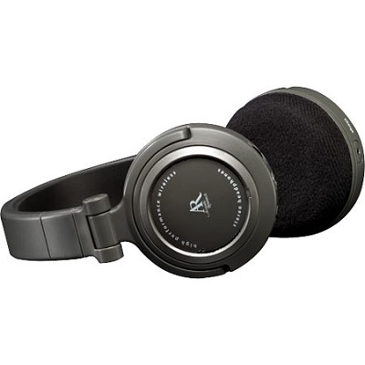 AWD204 900 MHz Wireless On Ear Stereo Headphones