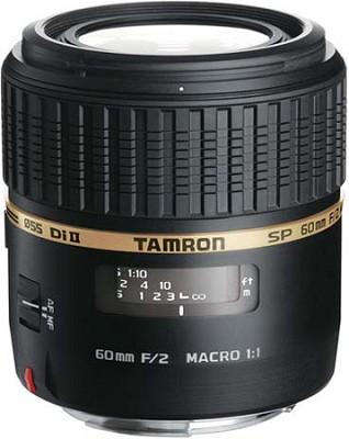SP AF60mm F2 Di II LD (IF) 1:1 Macro Lens For Nikon AF