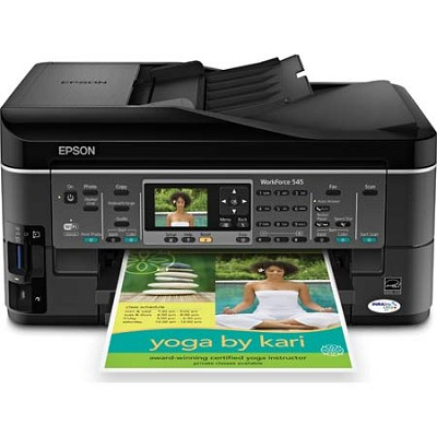 WorkForce 545 All-in-One Printer
