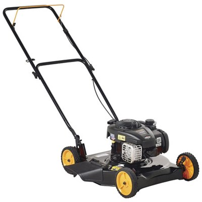 PR450N20S Briggs 450e Side Discharge Push Mower in 20-Inch Deck