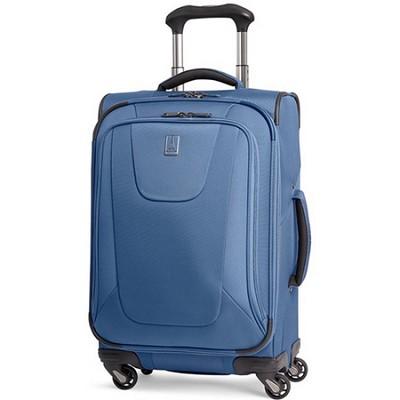 Maxlite3 21` Blue Expandable Spinner Luggage