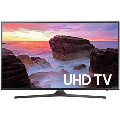 UN75MU6300FXZA 74.5-Inch 4K Ultra HD Smart LED TV (2017 Model)