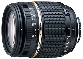 18-250mm F/3.5-6.3 AF Di-II LD IF Macro Lens for EOS - OPEN BOX
