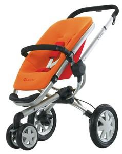 Buzz 3 Wheel Stroller (Juice)