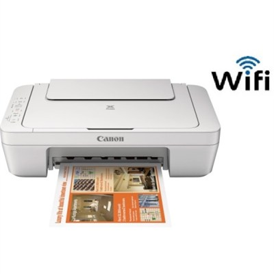 PIXMA MG2920 Wireless Inkjet All-in-One Printer/Copier/Scanner (White)