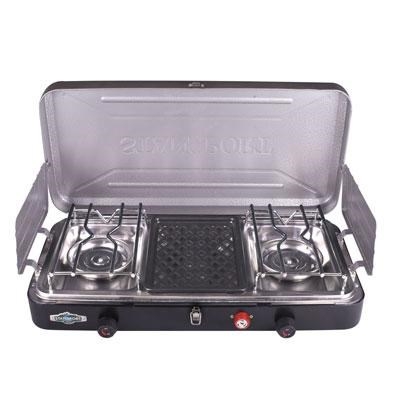 Outfitter Series 55K BTU Output Propane Stove - 212-600