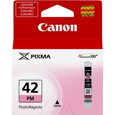 CLI-42 Photo Magenta ChromaLife 100+ Individual Ink Catridge for PIXMA PRO 100